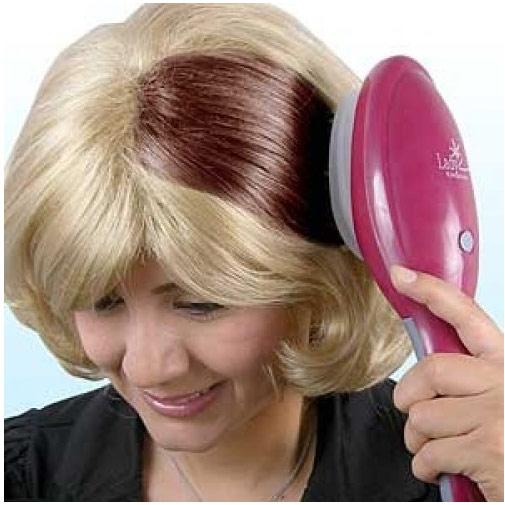 Couleur cheveux maison