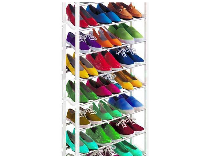 Etagere chaussures 30 paires - Etagere a chaussure ...