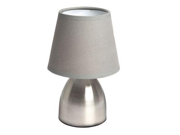 Lampe de chevet touch en m tal - Lampe de chevet tactile ...